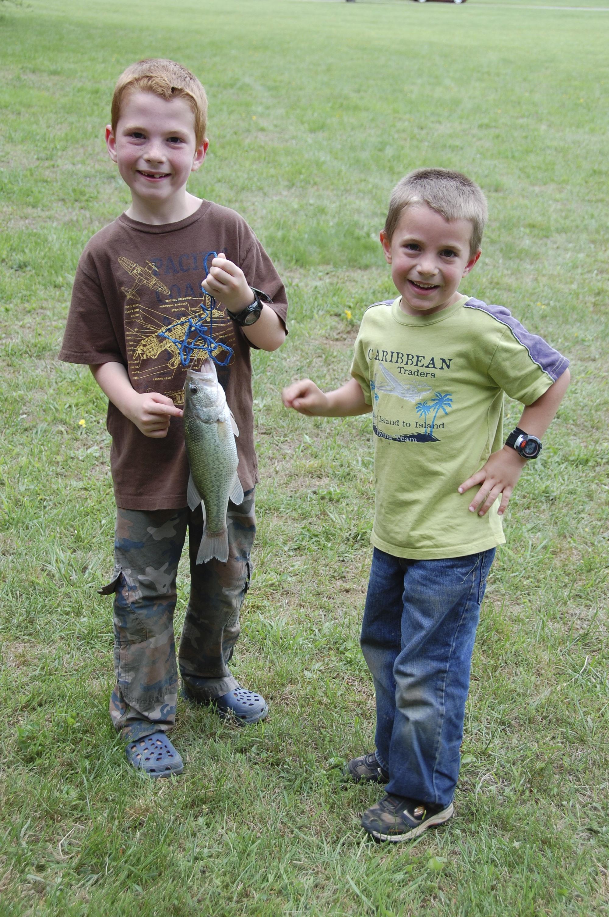 Cooper's catch