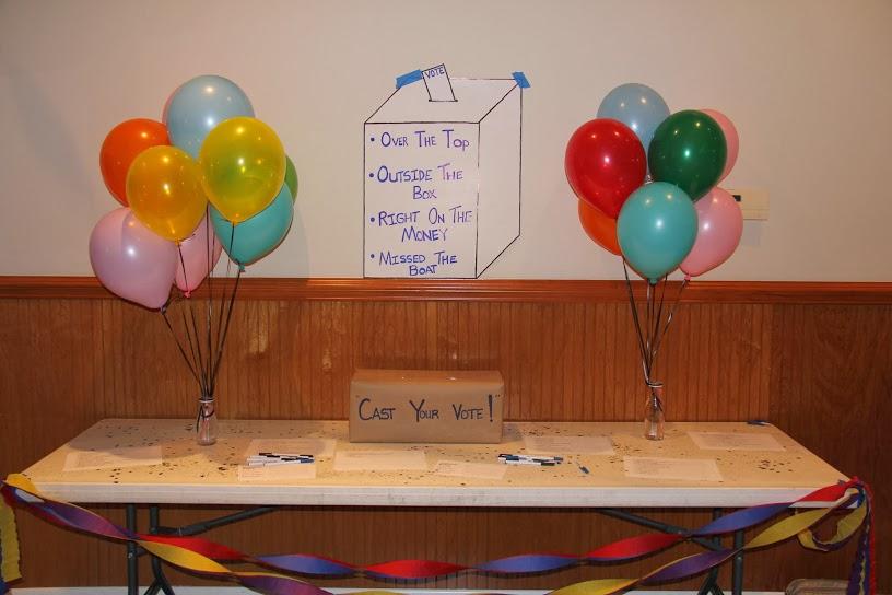 Ballot box table (photo credit-Shauna)