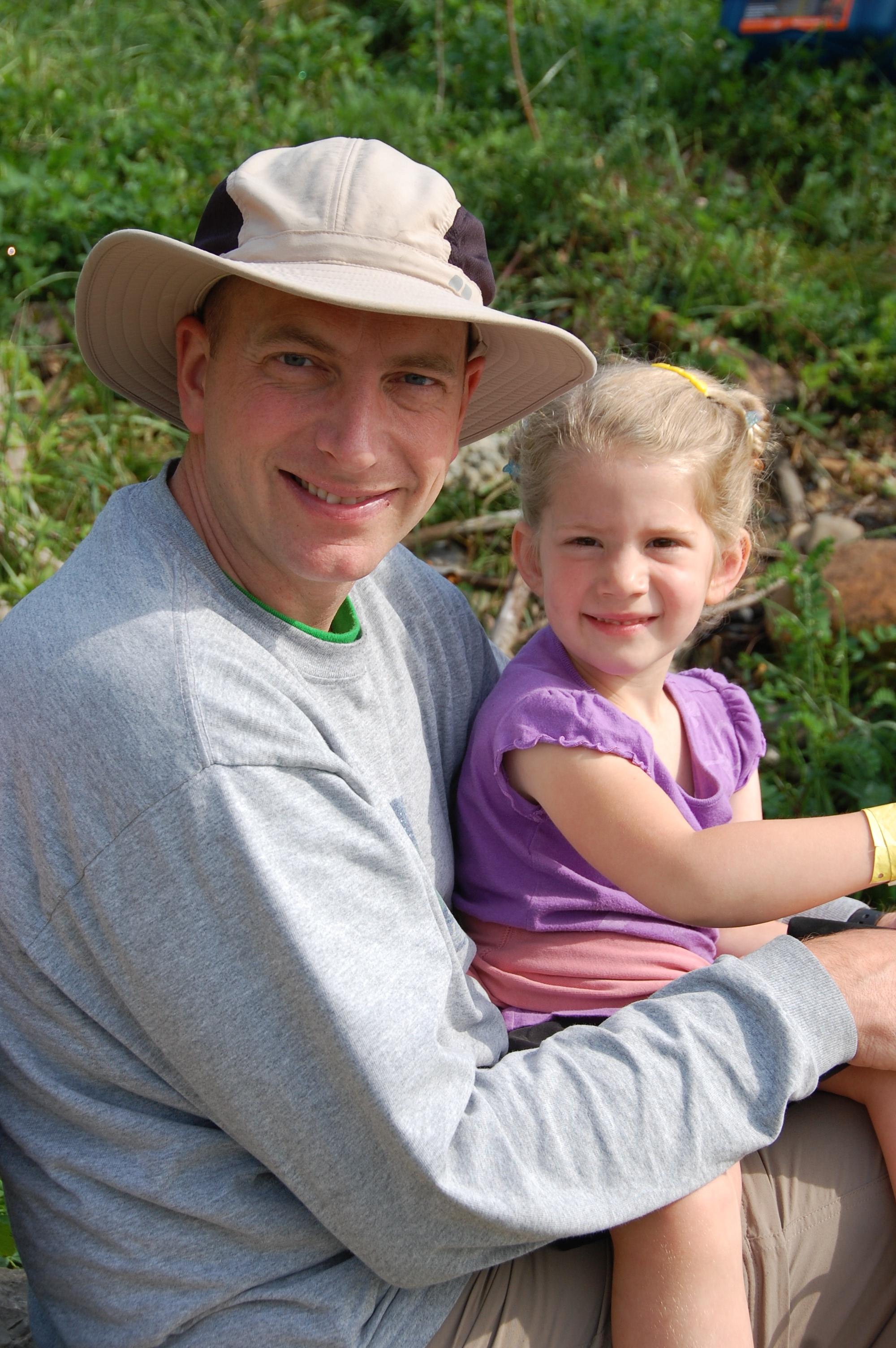 Kaylin & her good-looking Dad