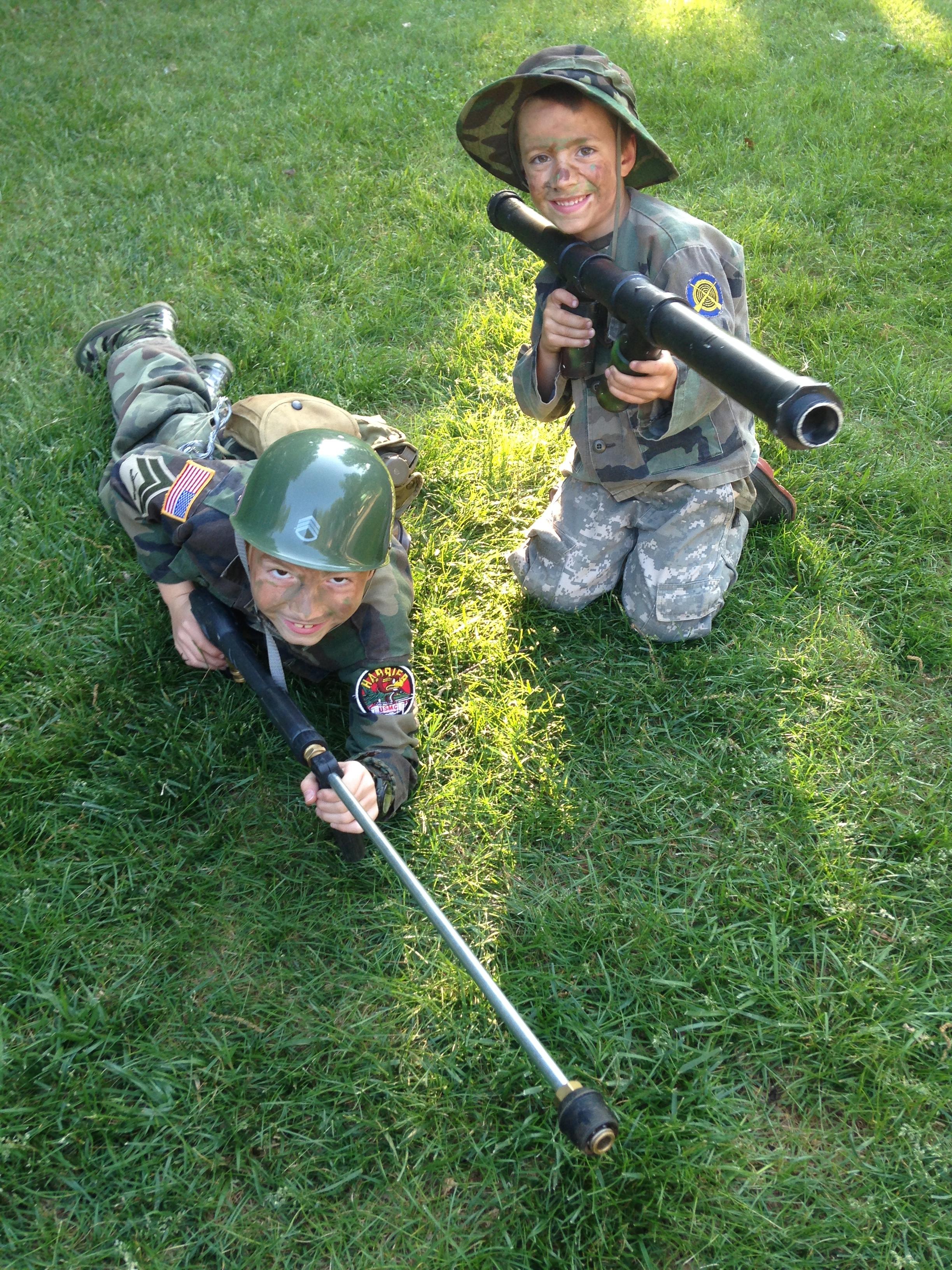 Soldier Dudes!