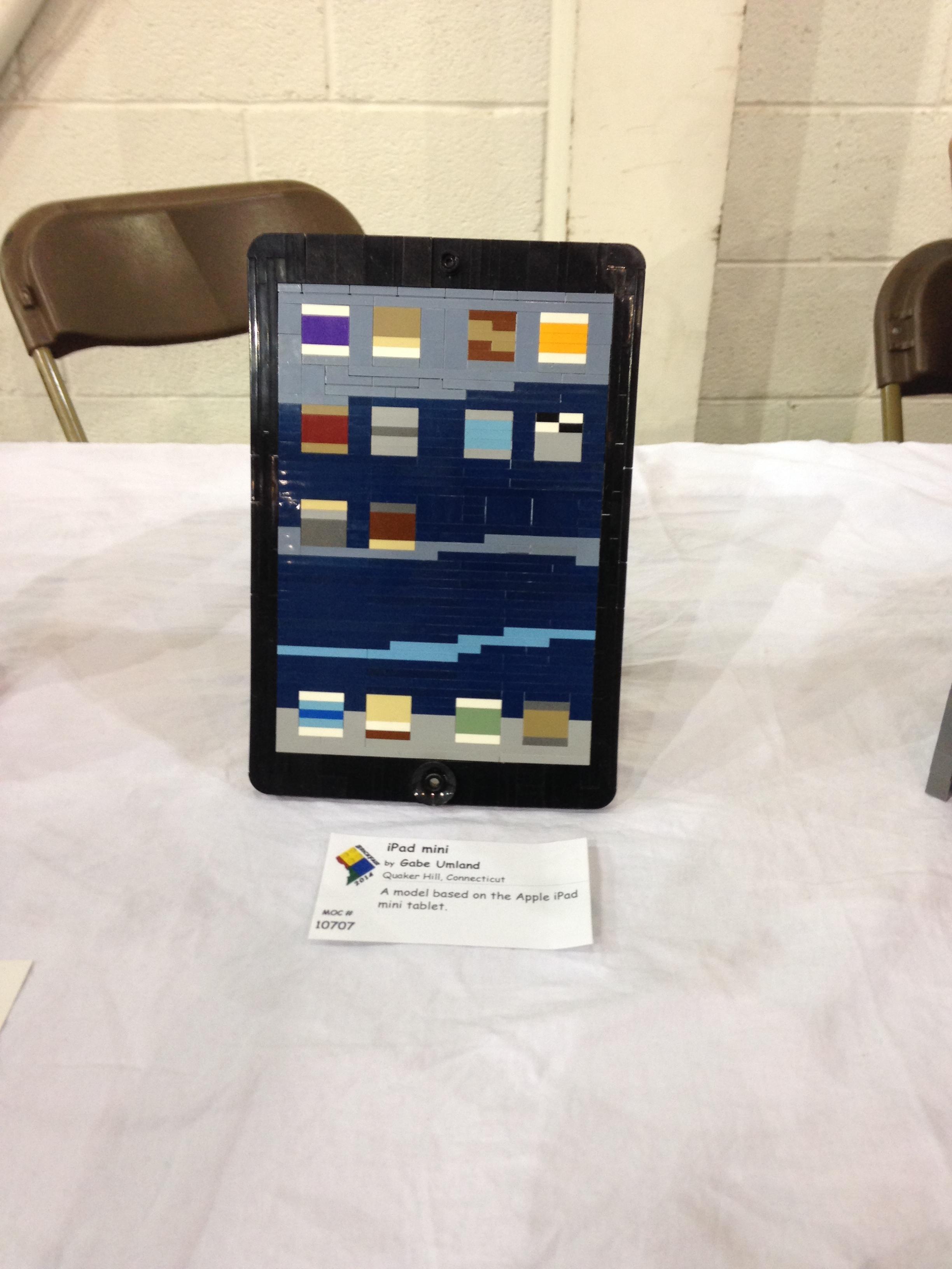 A Lego iPad