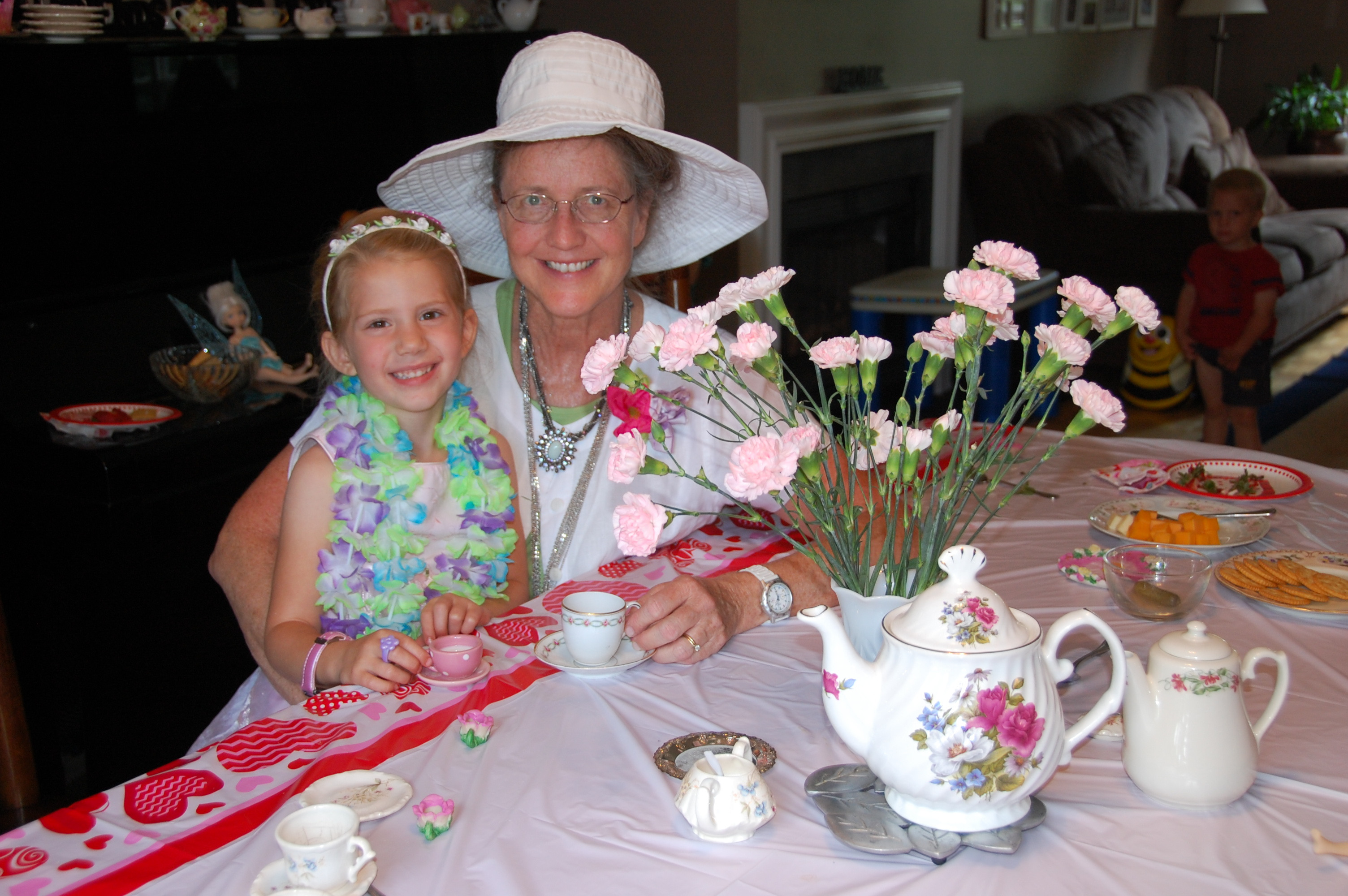 Grandmother & Kaylin
