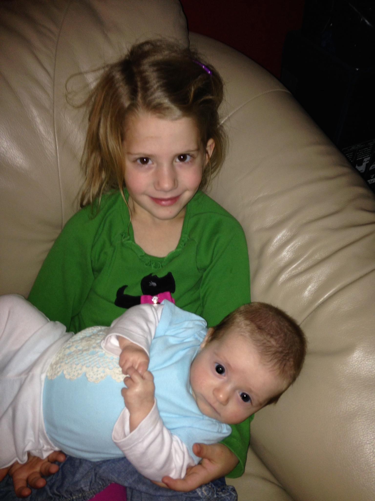 Kaylin & Quinn Marie