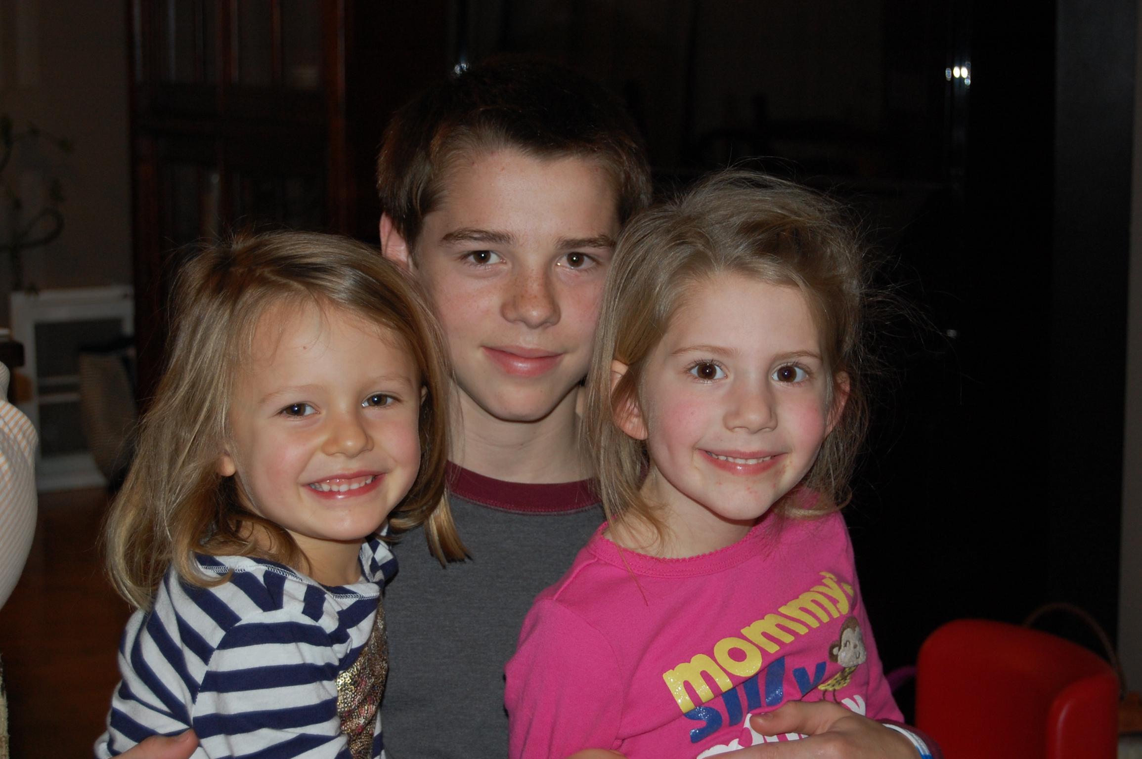 Rory, Caden & Kaylin