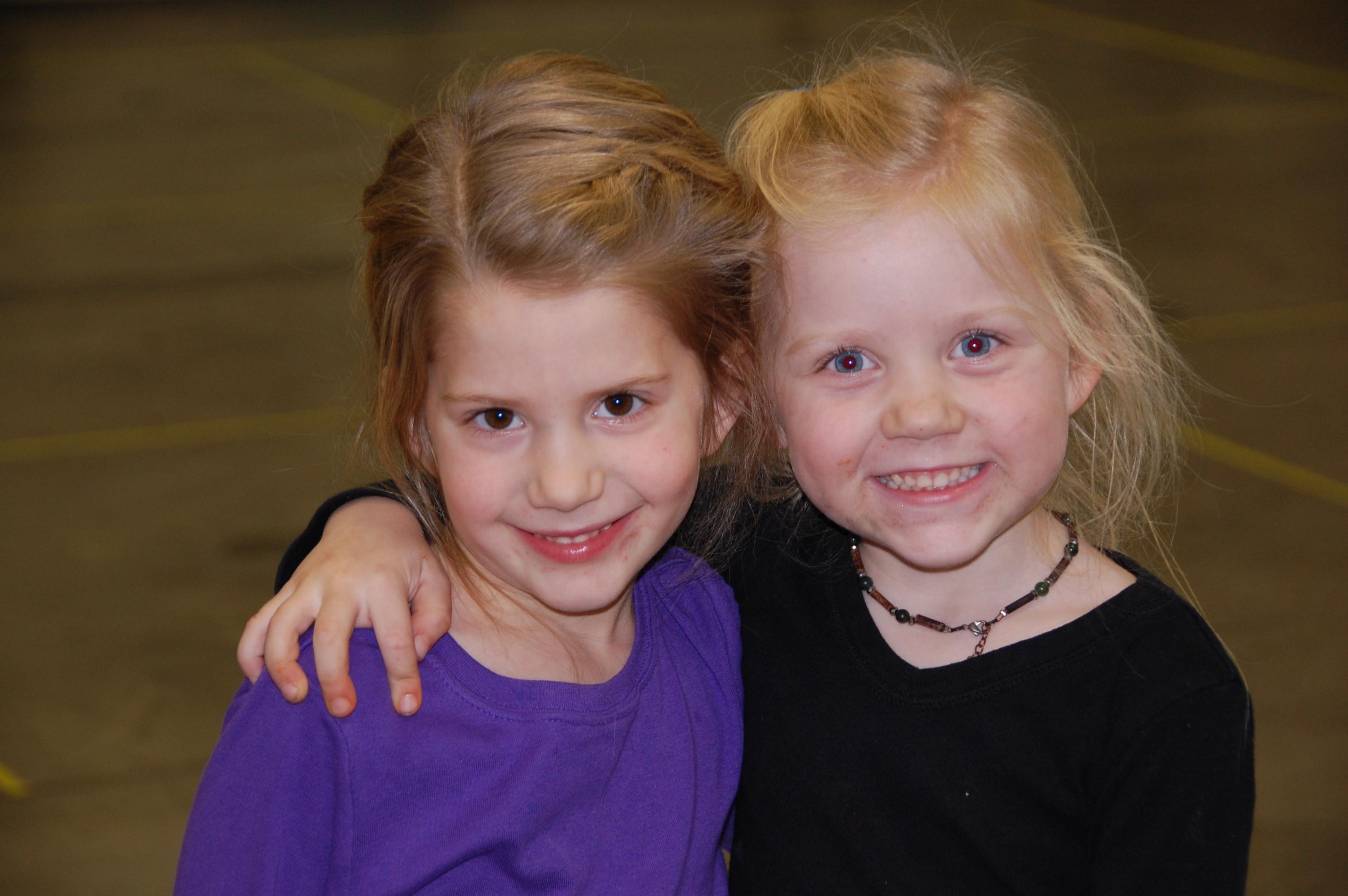 Kaylin & Corah Stogsdill